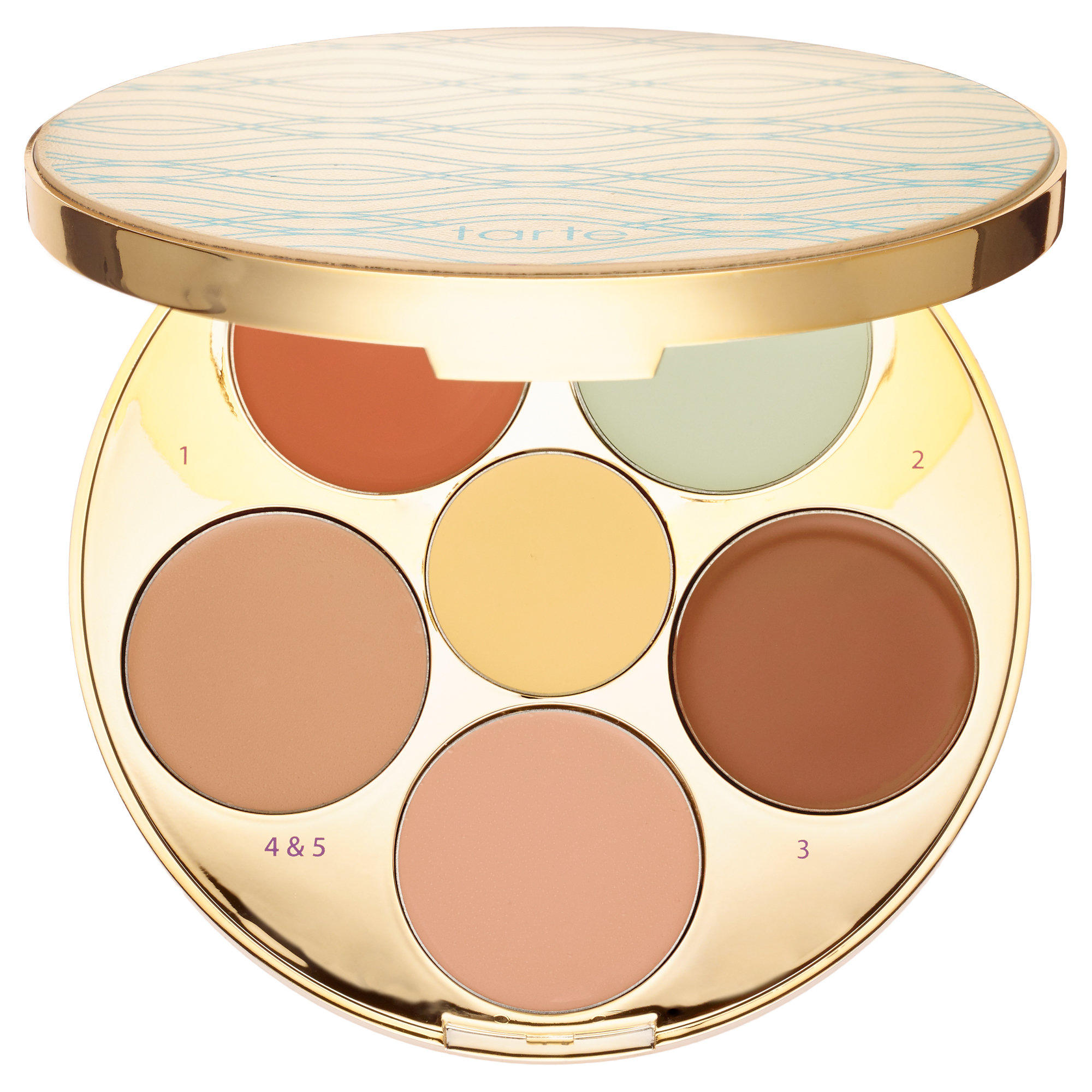Tarte Color-Correction Palettte Wipeout