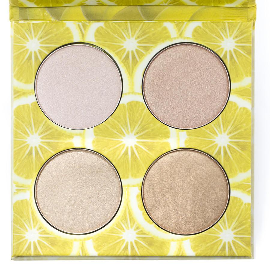 Lena Cosmetics Lemonade Highlighter Palette