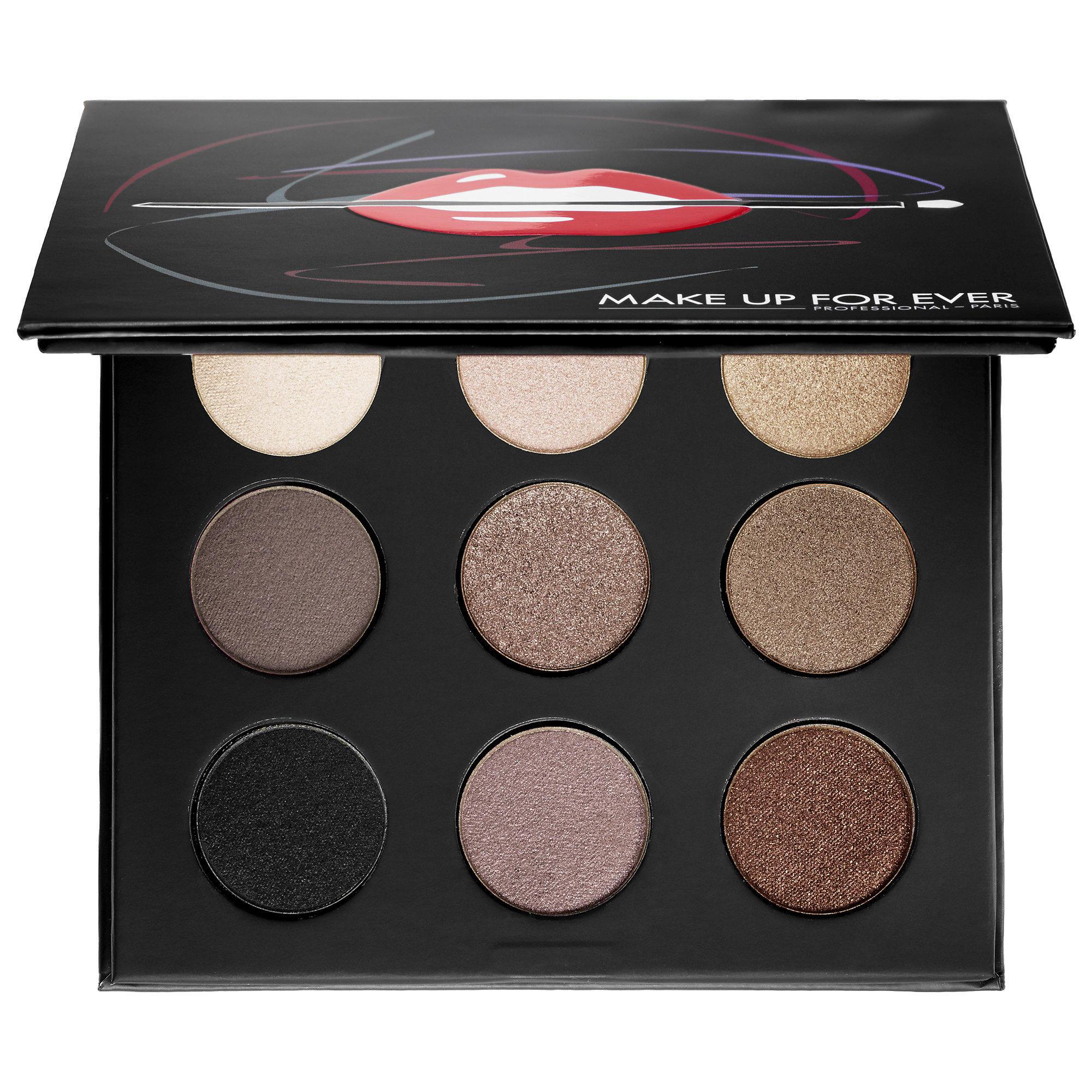 Makeup Forever 9 Artist Shadow Palette Nudes Volume 1