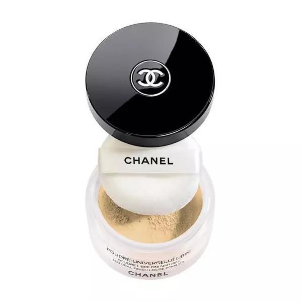 Chanel Poudre Universelle Libre Natural Finish Loose Powder Dore 40 Translucent 3