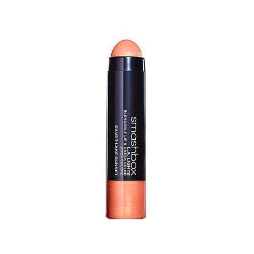 Smashbox L.A Lights Blendable Lip & Cheek Color Stick Silver Lake Sunset Mini