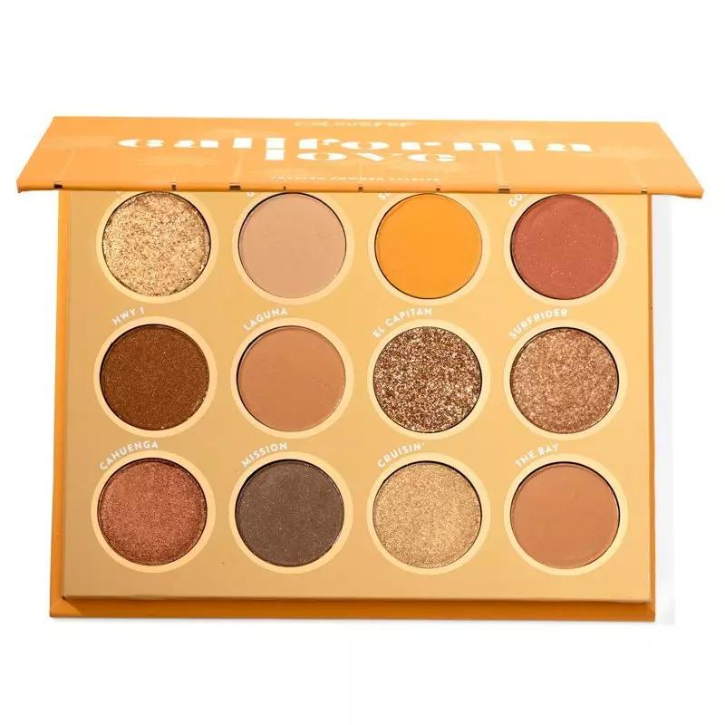 2nd Chance ColourPop California Love Eyeshadow Palette