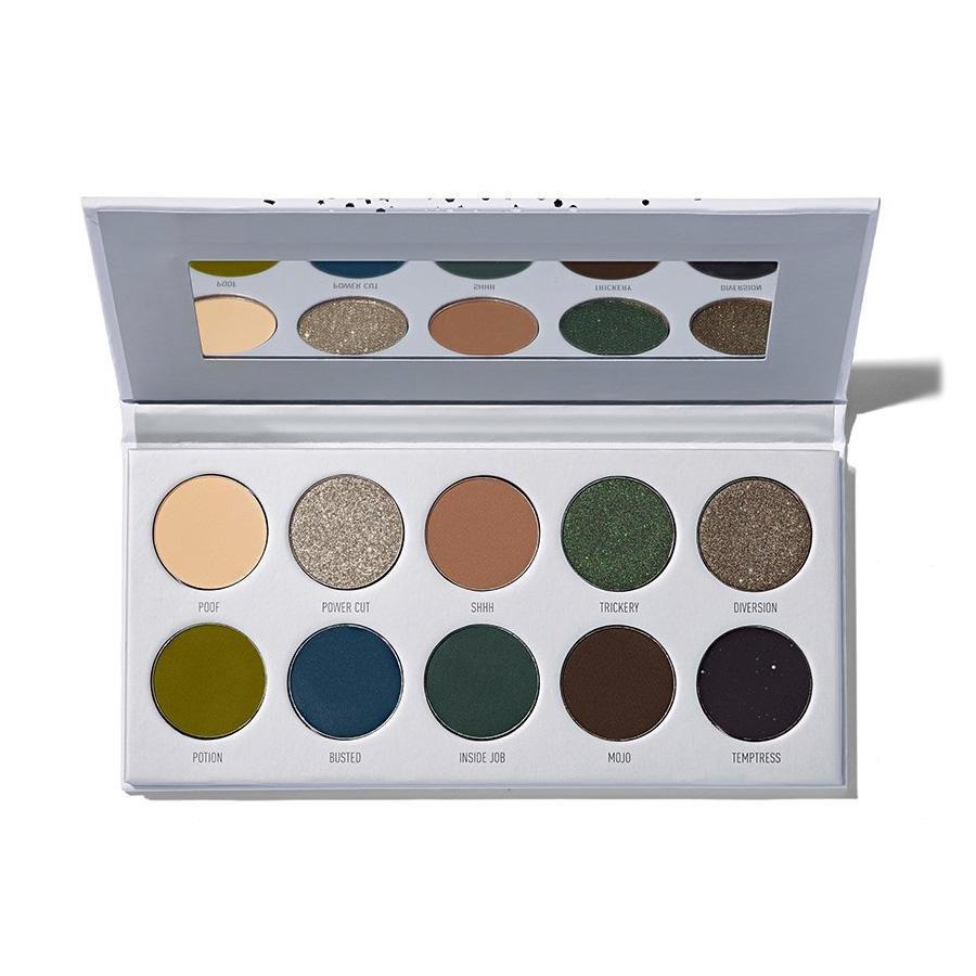 Morphe X Jaclyn Hill Vault Eyeshadow Palette Dark Magic