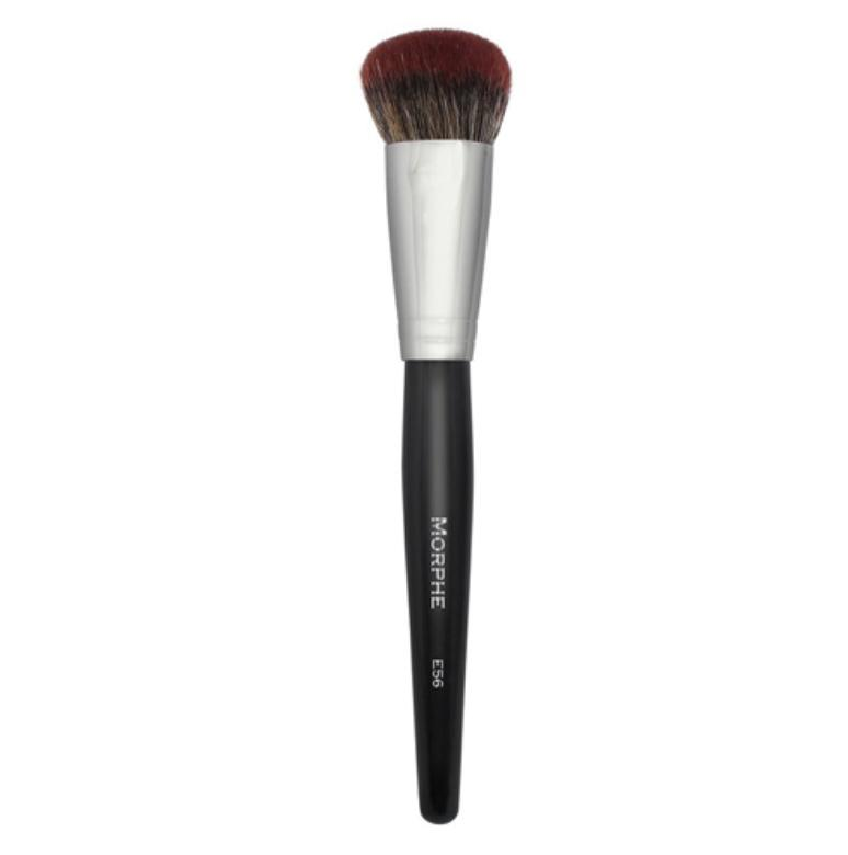 Morphe Deluxe Under Eye Powder Brush E56