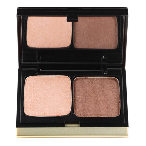 Kevyn Aucoin The Eyeshadow Duo Sugared Peach / Rust Brown Shimmer 210