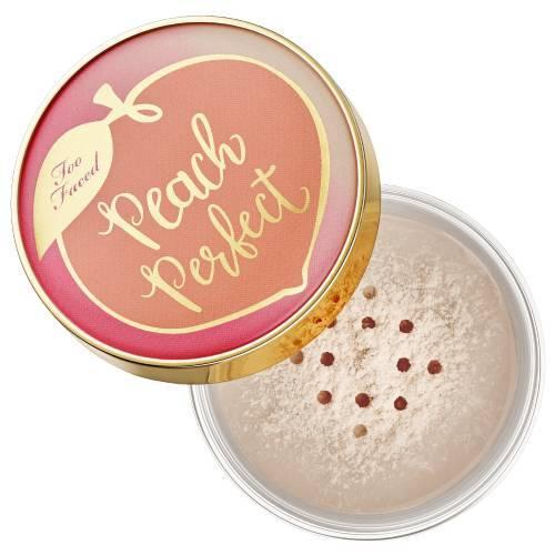 Too Faced Peach Perfect Mattifying Loose Setting Powder Peach Whisper