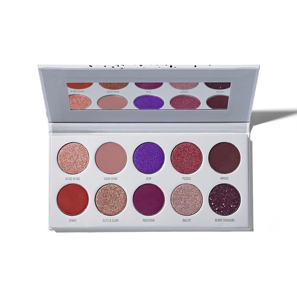 Morphe X Jaclyn Hill Vault Eyeshadow Palette Bling Boss