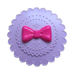 House Of Lashes Ribbon False Eyelash Case Purple
