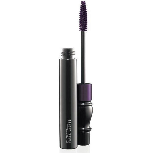 MAC False Lashes Mascara Artificial Aubergine