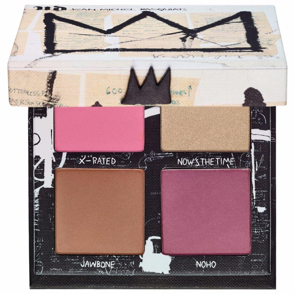 Urban Decay Jean-Michel Basquiat Gallery Blush Palette