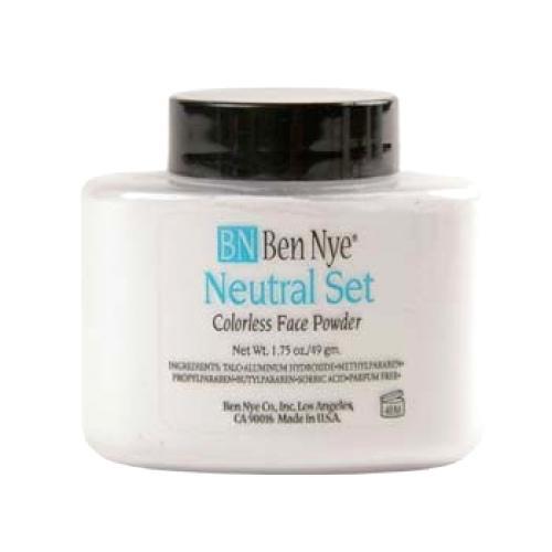Ben Nye Neutral Set Colorless Face Powder 49g