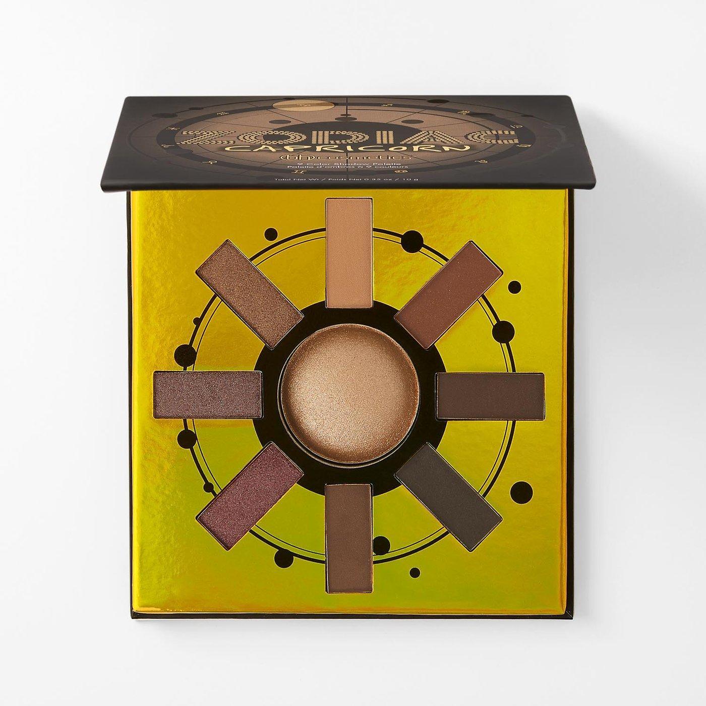 BH Cosmetics Mini Zodiac Palette Capricorn