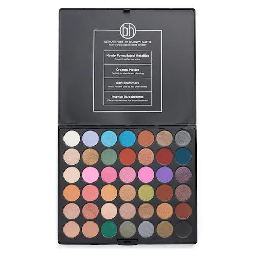 2nd Chance BH Cosmetics Ultimate Artistry Shadow Palette