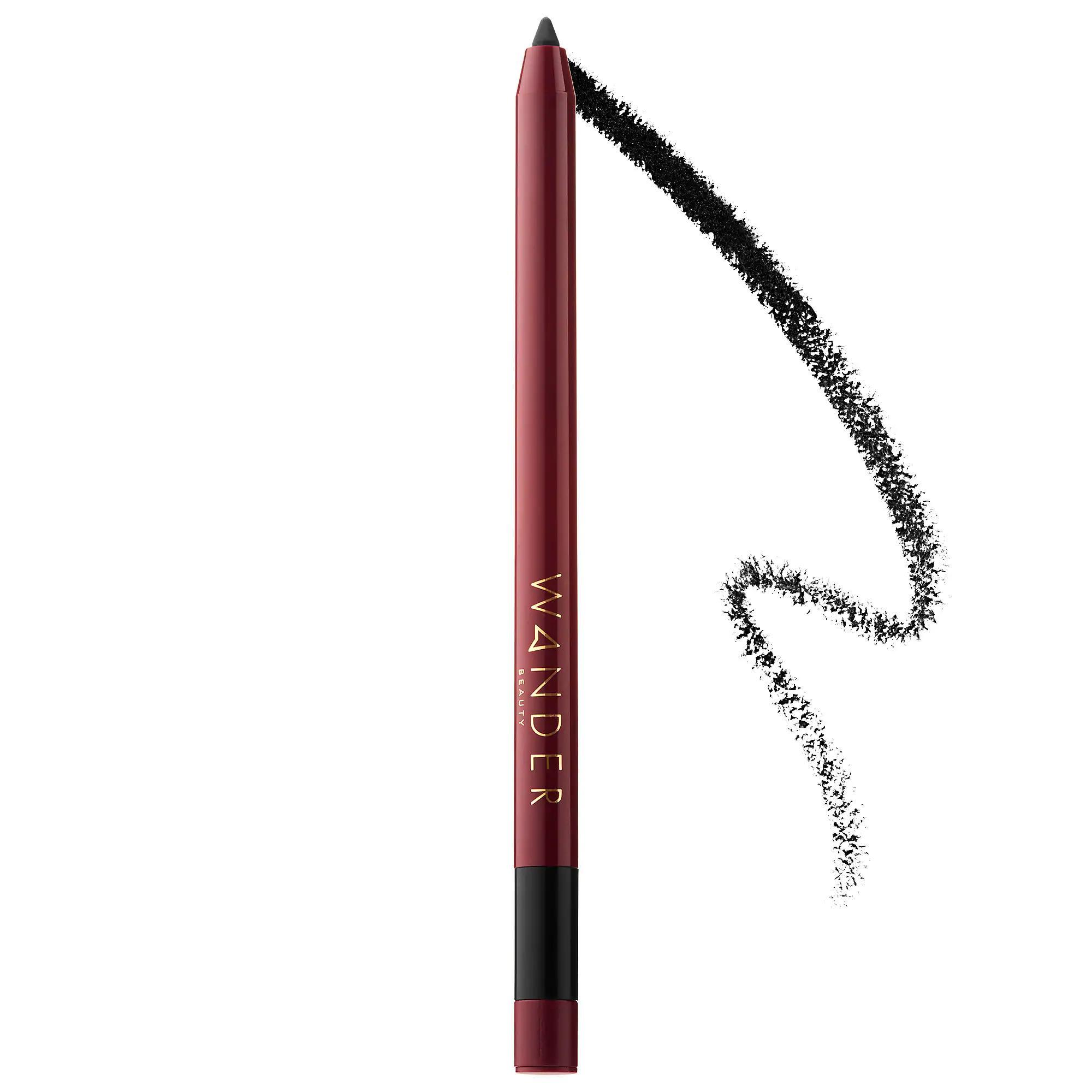 Wander Beauty Slide Liner Gel Eyeliner Black Sand