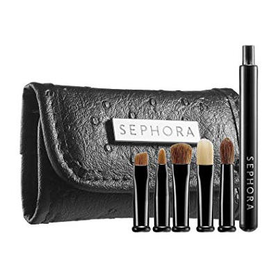 Sephora Look Smart Travel Brush Set