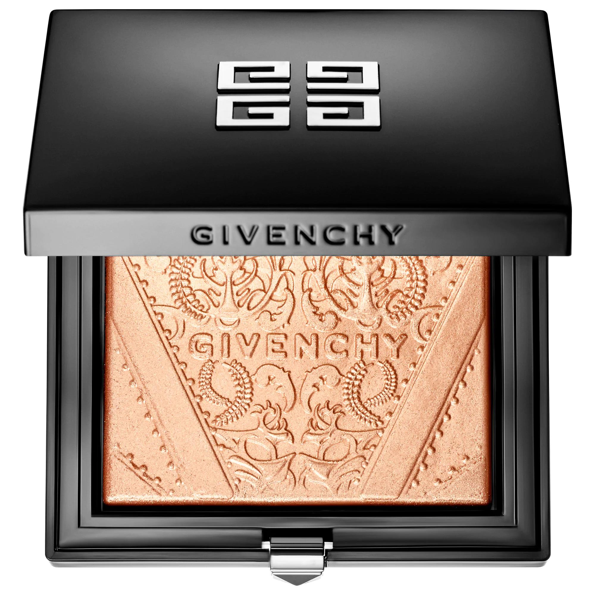 Givenchy Tent Couture Shimmer Powder Shimmery Gold 02