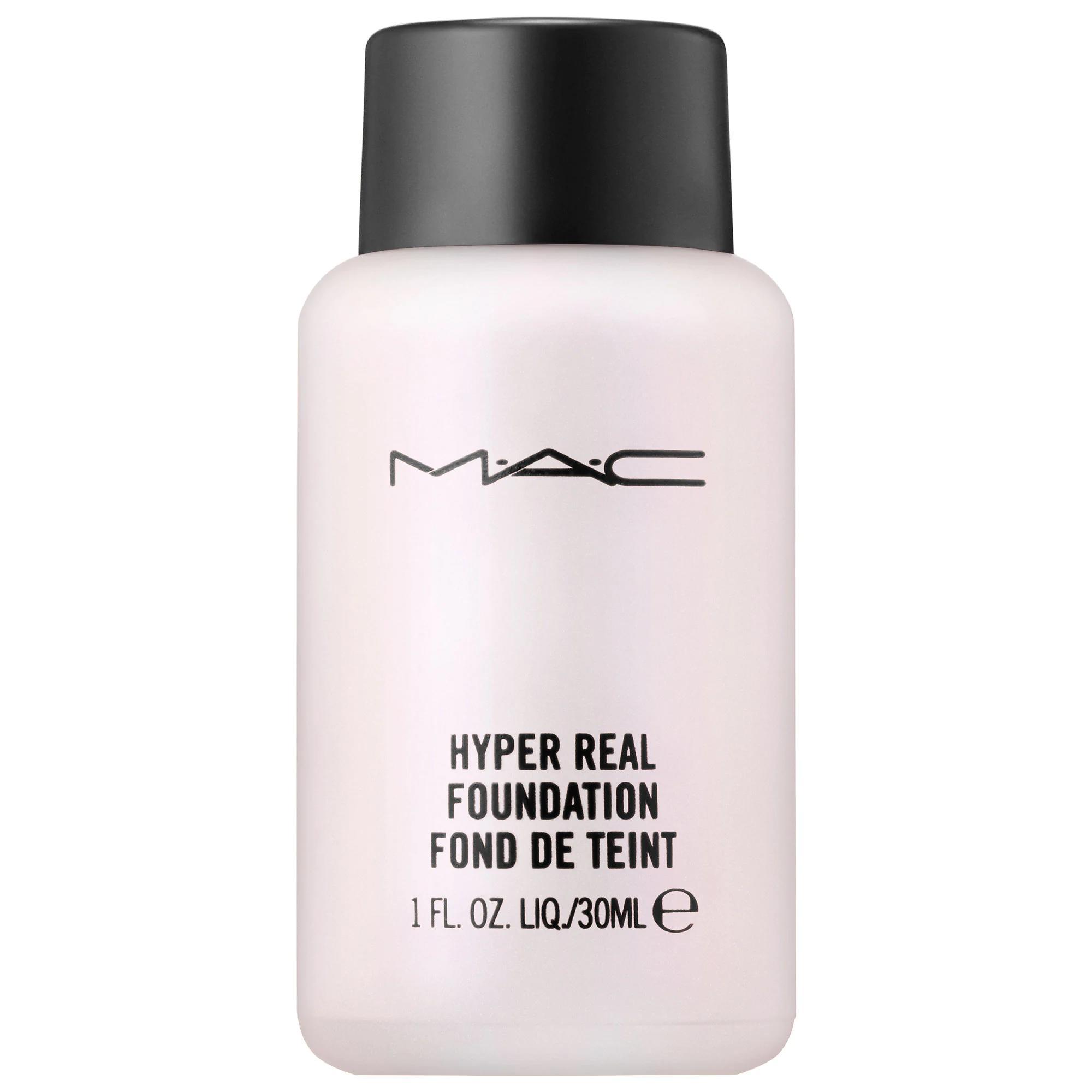 MAC Hyper Real Foundation Violet FX
