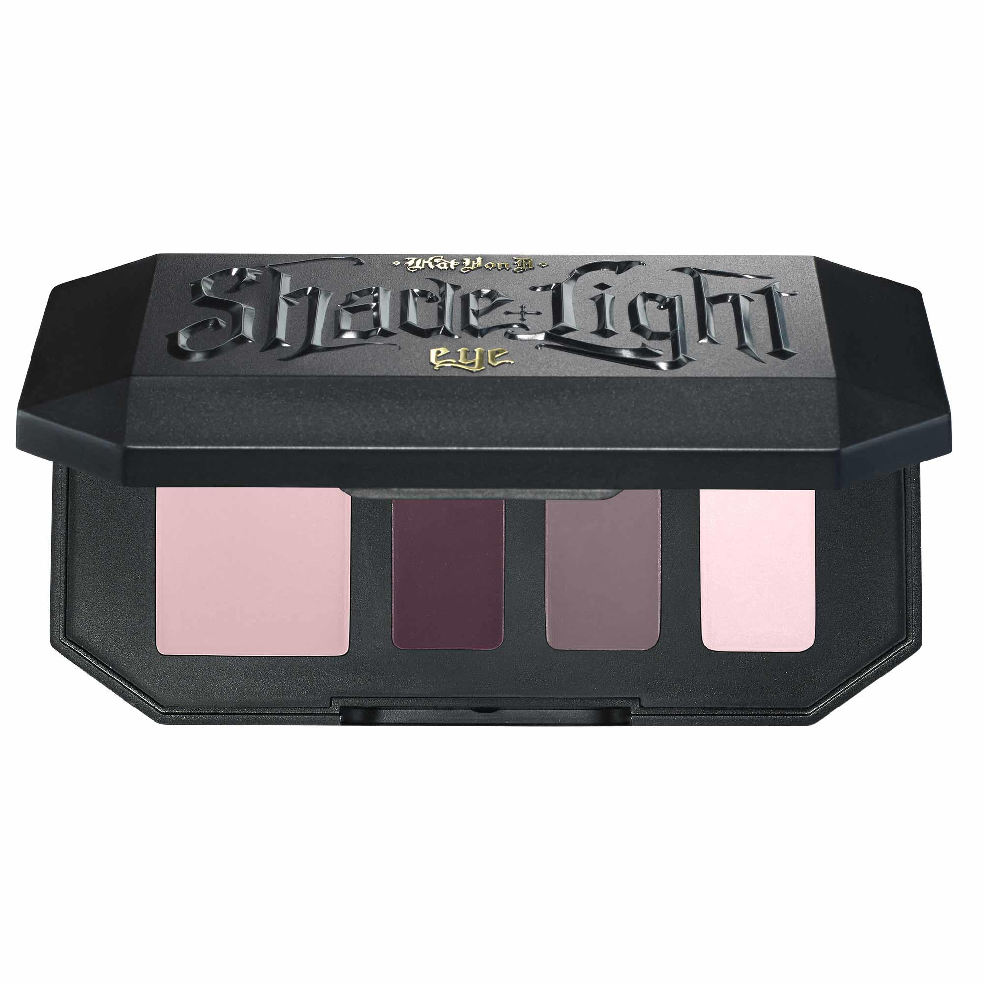 Kat Von D Shade + Light Eye Contour Quads Plum