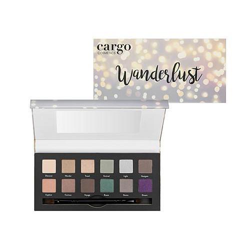 Cargo Eyeshadow Palette Wanderlust