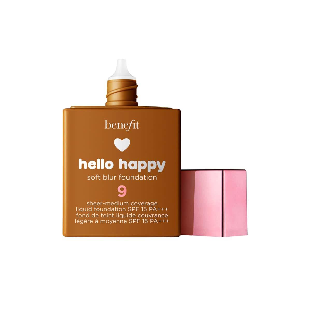 Benefit Hello Happy Soft Blur Foundation 9