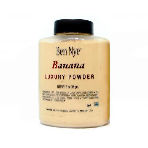 Ben Nye Luxury Powder Banana 85g
