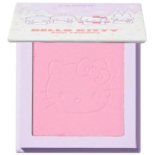 Colourpop Hello Kitty Blush At Frost Sight