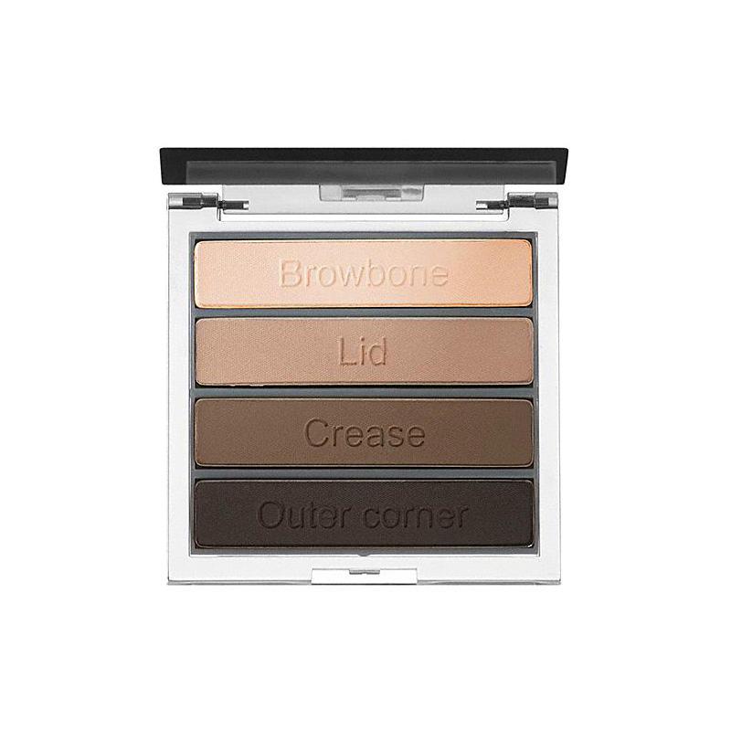 Cargo Essential Eyeshadow Palette Dark Neutral