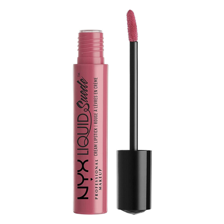 NYX Liquid Suede Cream Lipstick Tea & Cookies