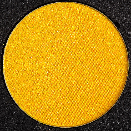 Makeup Forever Artist Shadow Chrome Yellow