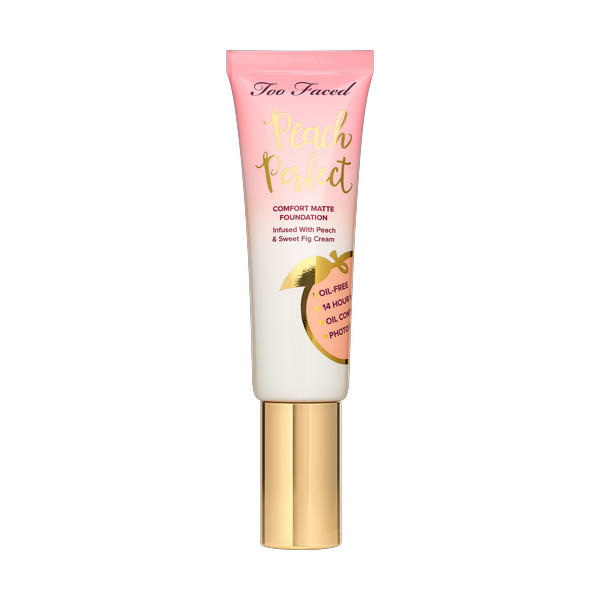 Too Faced Peach Perfect Foundation Warm Nude